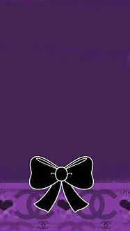 Chanel   Bow wallpaper, Purple wallpaper, Cellphone wallpaper
