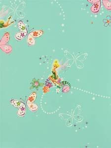 Kids wallpaper Kids@Home wallpaper 72499 Tinkerbell ...