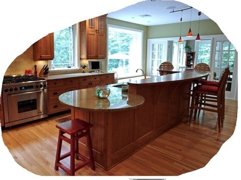 peninsula kitchen layout kitchen peninsula  rounded