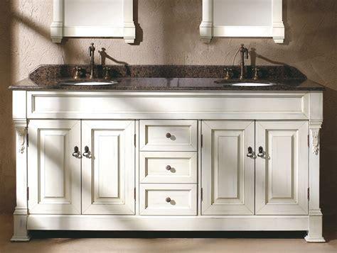 Double Sink 72 Inch Bathroom Vanity — The Homy Design
