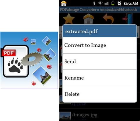 jpg to pdf converter for android pdf to jpg android app
