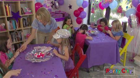 bay area girl birthday party theme birthday party ideas glitzy girl birthday party ideas