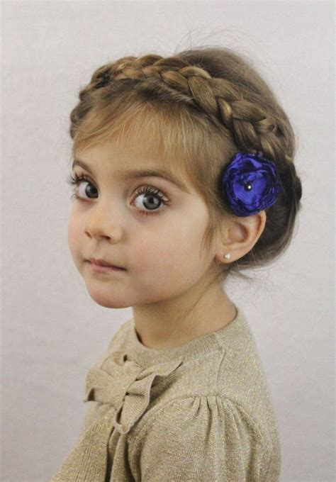 8 Easy Little Girl Hairstyles Sweetest Bug Bows Baby