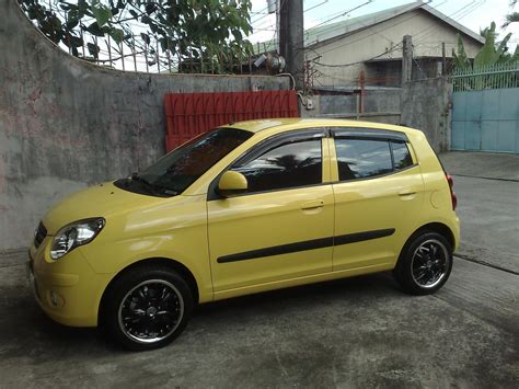Modifikasi Kia by Kia Picanto Mt 2008 Se Opt2 Modifikasi Kia Picanto 2008