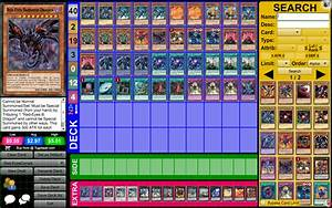 The Organization Casual Deck Strategy Red Eyes Revolution