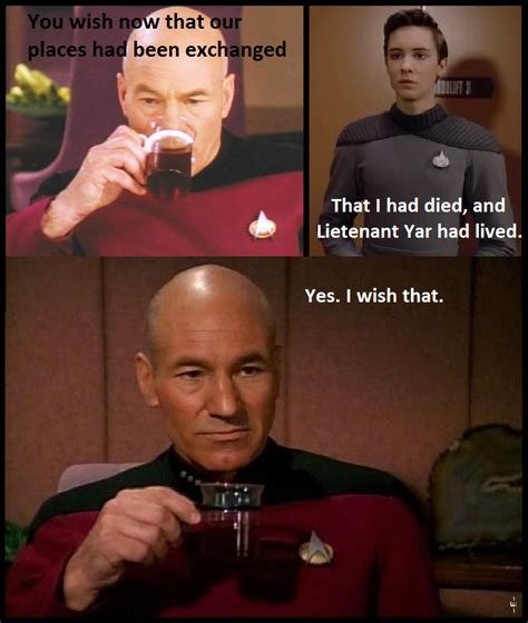 Next Gen Dev Meme - star trek next generation meme