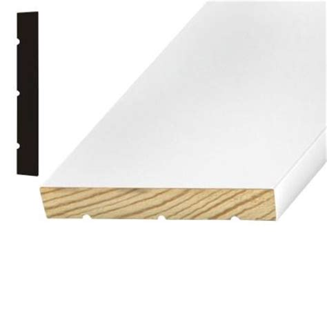 door jamb home depot kelleher 11 16 in x 4 9 16 primed pine door jamb moulding