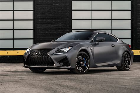 Lexus Rcf 2019 by 10th Anniversary Edition 2019 Lexus Gs F And Rc F Get The