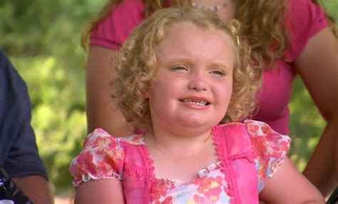 'honey Boo Boo' Cancelled By Tlc
