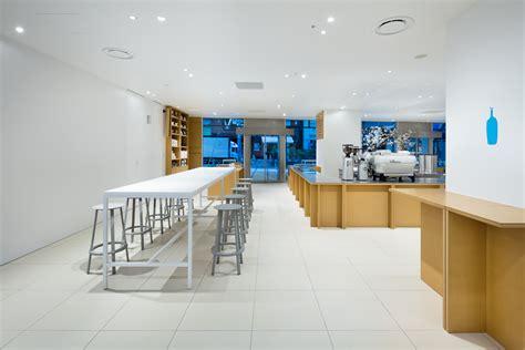 blue bottle coffee shinjuku cafe schemata architects