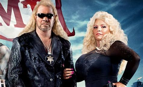 dog the bounty hunter s wife rushed back to hospital after