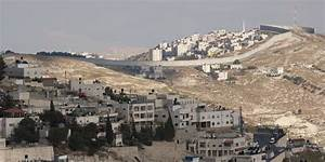 Israel Settlement Construction Continues, Government Plans ...