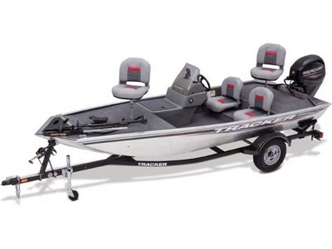 Bass Tracker Boat Construction by Tracker Boats Pro 160 With Trailer Bass Boats New In New
