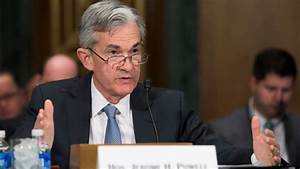 Watch Live: Federal Reserve Chairman Powell Press Conference