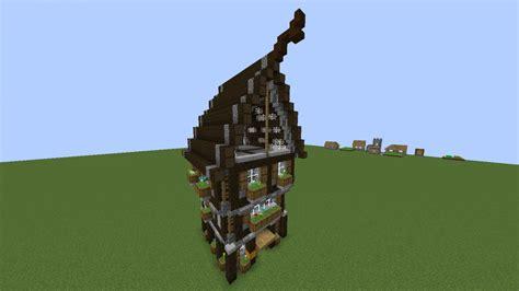 Grosses Haus Herunterladen Minecraft Sehr Anlin