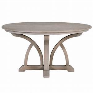 Furniture kilimanjaro maracaibo round dining table for Round dining table for 4