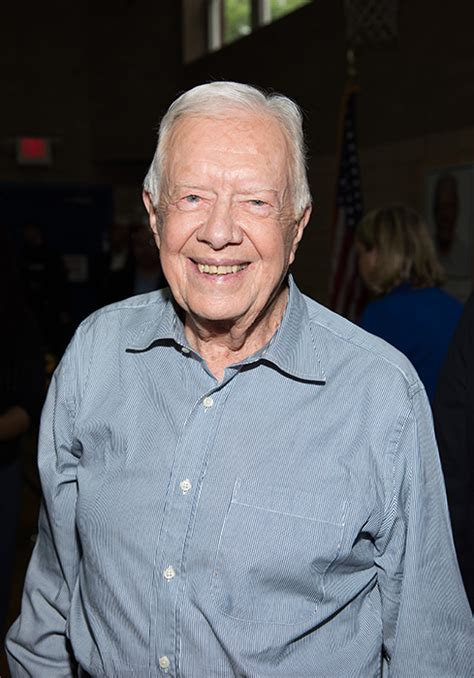 Former president Jimmy Carter reveals he has cancer | HELLO!