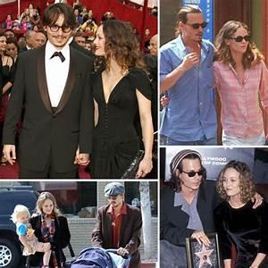 Johnny Depp and Vanessa Paradis Pictures | POPSUGAR Celebrity