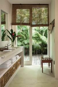 Plante Verte Salle De Bain : comment cr er une salle de bain zen ~ Melissatoandfro.com Idées de Décoration