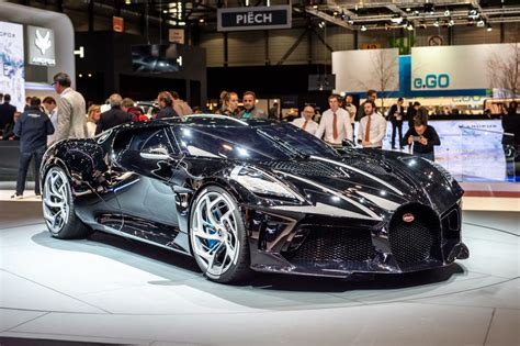 Price Of A New Bugatti by Most Expensive New Car Bugatti Sells For 19 Million