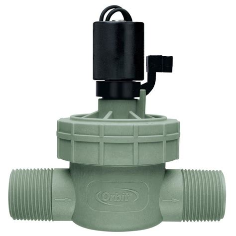 Rain Bird 1 In Antisiphon Irrigation Valve With Flow