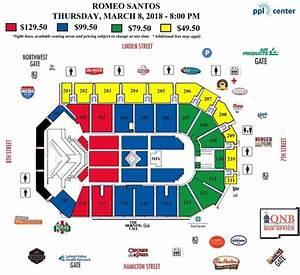 Ppl Seating Chart Di 2020 Konser