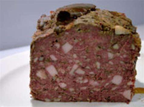 terrine de porc maison recettes de terrines et porc