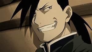 Gallery For > Evil Anime Smile Side