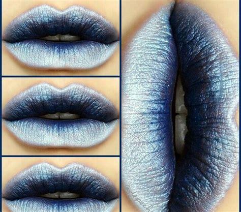 colour lipstick blue lipstick shade makeup makeup and