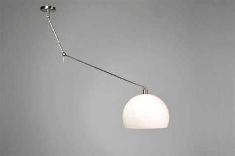 hanglamp  modern eigentijds klassiek retro wit
