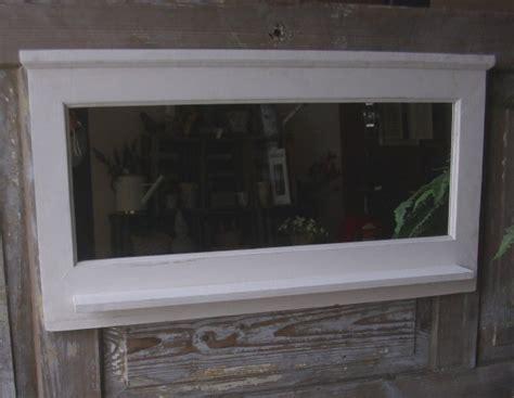 küche bei ebay grosser spiegel wandspiegel mit ablage landhausstil holz