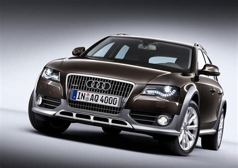 Audi A4 Allroad Quattro May Be Headed For The U.s. News