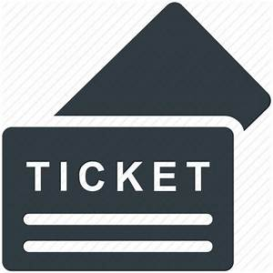 Ticket Icon - ClipArt Best