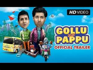 Gollu Aur Pappu Official Trailer | Vir Das and Kunaal Roy ...