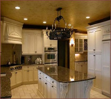 decorative above kitchen cabinets tuscan style home