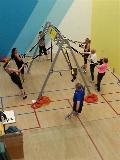 Trx Training Fitness Class Suspension Exercise Gym