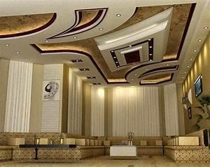 Best modern false ceiling designs for living room interior for Best ceiling designs
