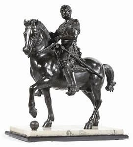 AN EQUESTRIAN STATUE OF GATTAMELATA | AFTER DONATELLO ...
