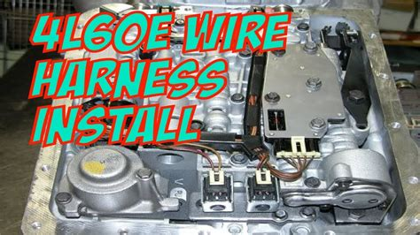 Transmission Wiring Harnes Clip by 91 Chevy 4l80e Transmission Wiring Diagram Technical