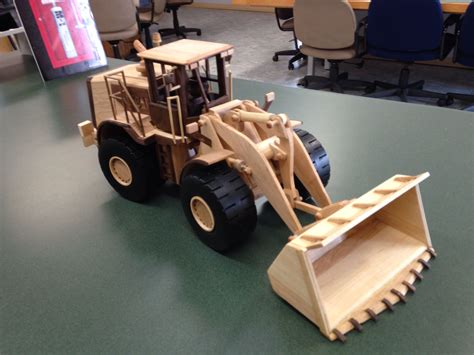 cat loader wooden toys woodworking toys wood toys