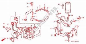 Abs Accumulator For Honda Cars Civic Crx Vti 2 Doors 5