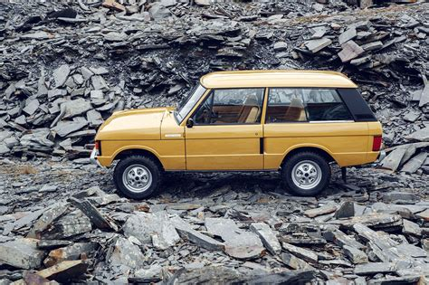 classic land rover range rover classic reborn the rangie s back from the