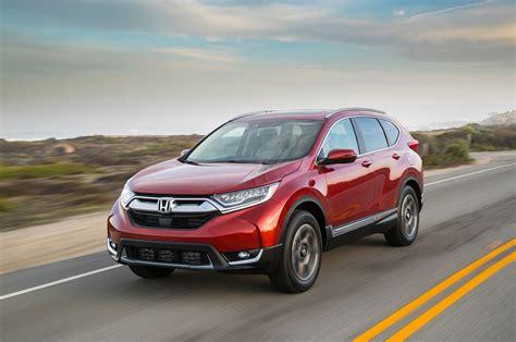 Review Honda Crv by 2018 Honda Cr V Reviews And Rating Motor Trend