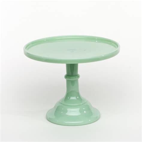 jadeite antique cake stand sweet  saucy supply