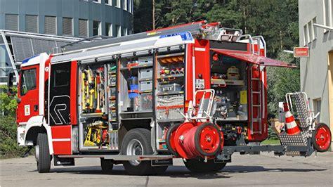 Feuerwehr Potsdam - Hilfeleistungs-Löschgruppenfahrzeug ...
