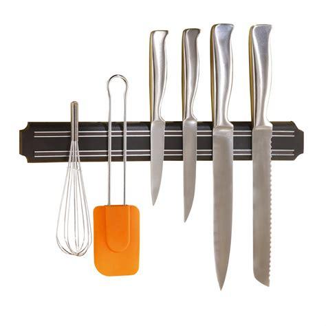 range couteaux de cuisine barre magnétique porte couteaux 38 cm