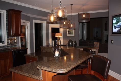 best gray paint with cherry cabinets cherry cabinets with grey walls wall color sherwin 238