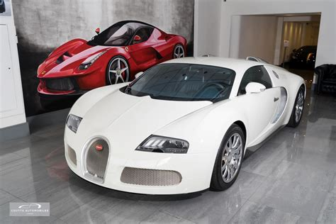 Used 2011 Bugatti Veyron For Sale In London