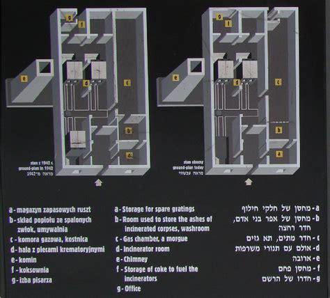 les chambre a gaz la chambre à gaz du crématoire d auschwitz i