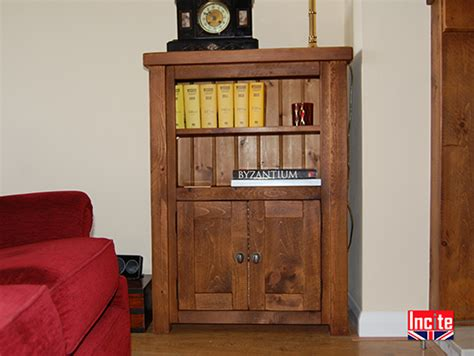 Pine Bookcases Furniture by Plank Pine Small Bookcase Cabinets Handcrafted By Incite